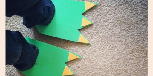 Toddler Time - Dinosaur Discovery Month (November)