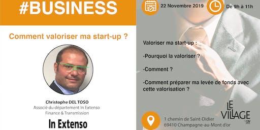 Comment valoriser ma start-up ?