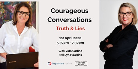 Perth, BWA; Courageous Conversations: Truth & Lies tickets