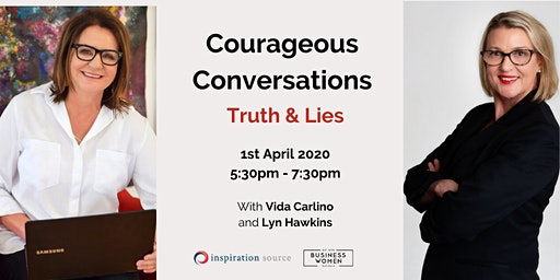 Perth, BWA; Courageous Conversations: Truth & Lies