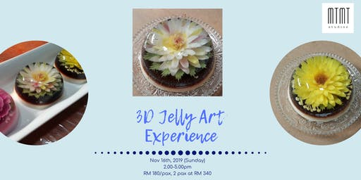 3D Jelly Art Experience