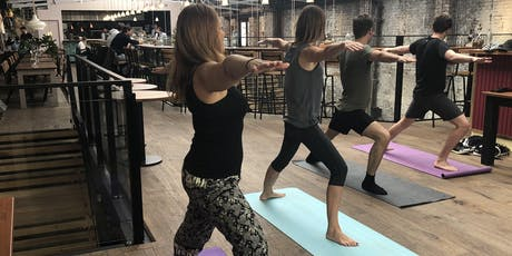 Duke Street Market Social -  Yoga tickets