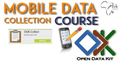 Mobile Data Collection using ODK 2019