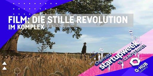 """Startup Week: Filmabend """"Die stille Revolution"""""""