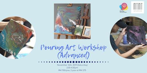 Pouring Art Class (Advanced)
