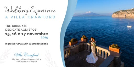 Wedding Experience a Villa Crawford