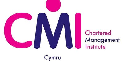 CMI Cymru Women - Knocking down the wall – removing the barriers