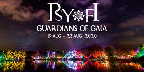"Psy-Fi 2020 ""Guardians of Gaia"" tickets"