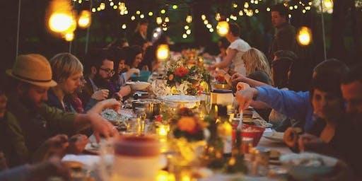 Winters (hart) verwarmend  diner