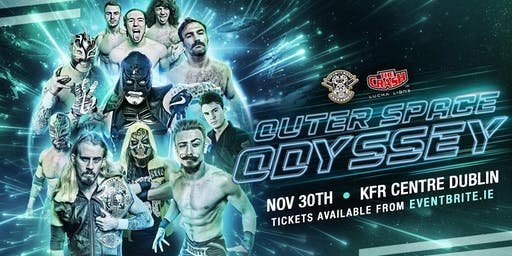 "Over The Top Wrestling Presents ""Outer Space Odyssey 4"""