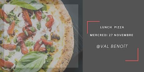 Lunch @Val Benoît _ Mercredi 27 novembre billets