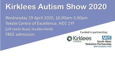 Kirklees Autism Show 2020 - Public Event tickets