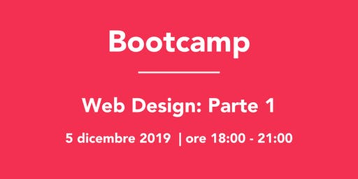 Bootcamp: Web Design Parte 1