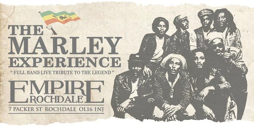 The Marley Experience - Tribute to the Legend