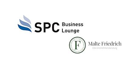 """Business Lounge """"Unternehmensführung & Digitalisierung"""" Tickets"""