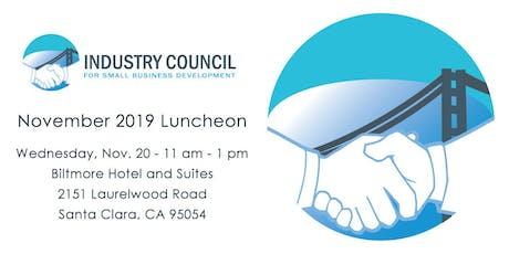 Nov. Luncheon Speaker: Michael Taylor, VP, Johnson & Johnson Services, Inc. tickets
