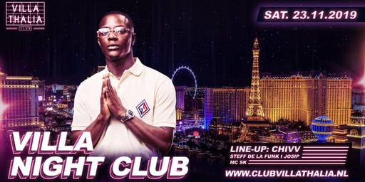 Villa Night Club: Chivv 23-11