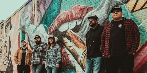 Giovannie & The Hired Guns w/ Pecos & The Rooftops