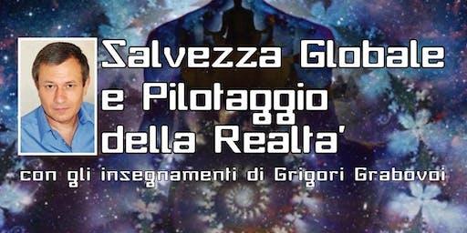 Salvezza Globale e Pilotaggio della Realtà | Insegnamenti di Grabovoi