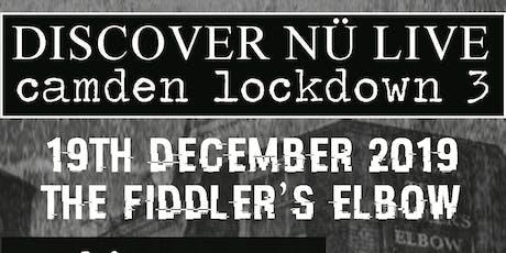 Camden Lockdown 3 tickets