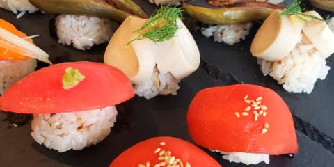 Vegan Sushi Class Level 2