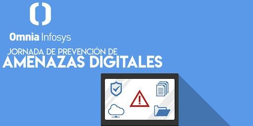Omnia Infosys Jornada de Prevención de Amenazas Digitales