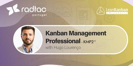 Kanban Management Professional (KMP2) tickets