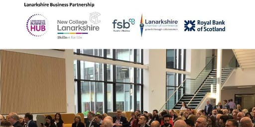 Lanarkshire Business Partnership Networking Event