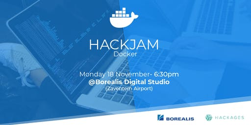 HackJam Workshop on Docker