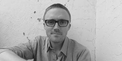 Literaturklub: Raumsch & bewegliche Ziele mit Arnold Maxwill und Christoph Danne