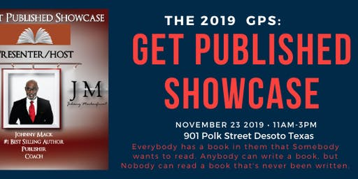 The  GPS: Get Published Showcase