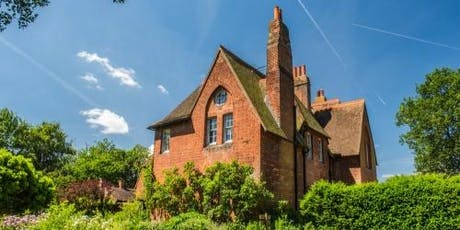 Ride to the Red House Iconic Arts & Crafts home of William Morris tickets