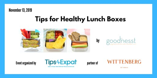 Tips for Healthy Lunch boxes