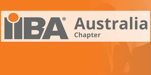 Annual General Meeting 2019 - IIBA Australia Chapter Ltd
