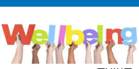 Maintaining Your Wellbeing - Wellbeing Workshop tickets