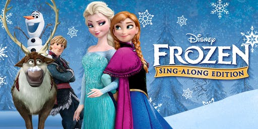 Frozen Sing Along 8th Dec 2019