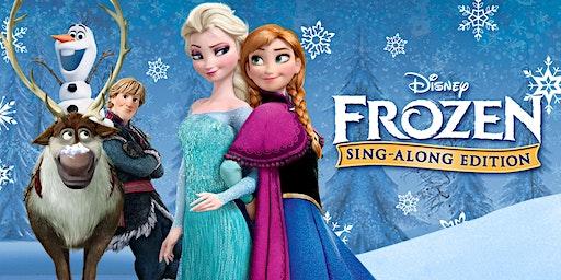 Frozen Sing Along 29th Dec 2019