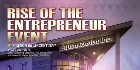 Rise of the Entrepreneur Event tickets