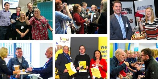lovelocalexpo 2020 - Lancashire Business Exhibition, Expert Seminars, Speed Networking