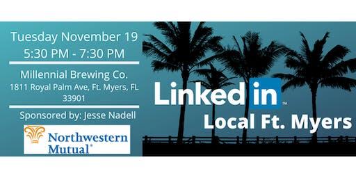 LinkedIn Local Fort Myers - November