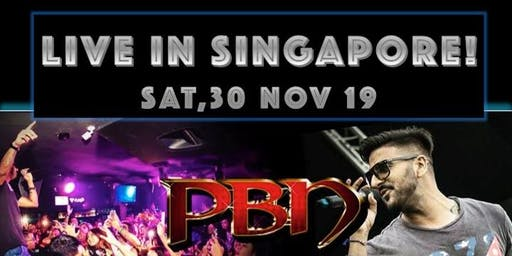 PBN Live In Singapore