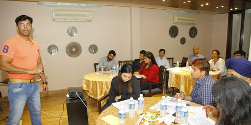 PMP 4 Day Classroom Pune January Training
