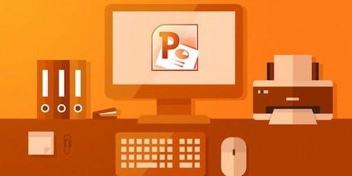 Atelier Powerpoint : soigner son image avec une présentation