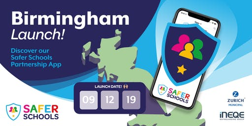 Safer Schools Launch - Birmingham