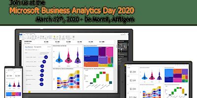 Microsoft Business Analytics Day 2020