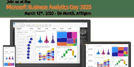 Microsoft Business Analytics Day 2020 tickets