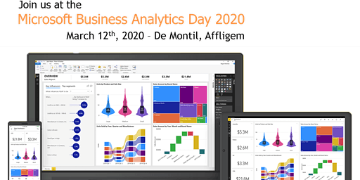 Microsoft Business Analytics Day 2020