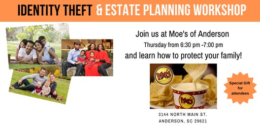 IDENTITY THEFT & ESTATE PLANNING WORKSHOP