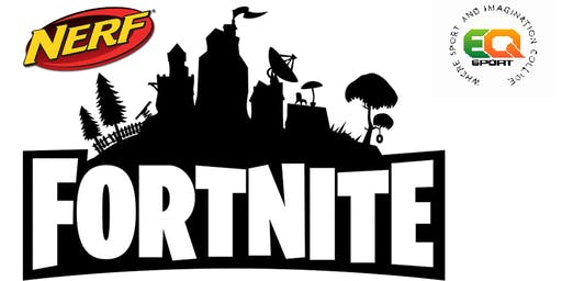 NVERURIE INSERVICE DAY FORTNITE THEMED NERF WARS TUESDAY 19TH OF NOVEMBER