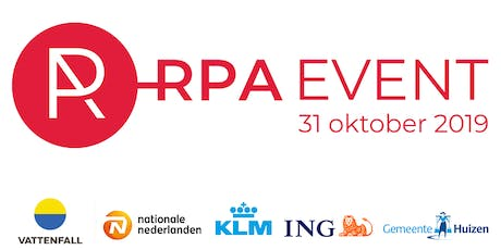 RPA Event 2020 tickets